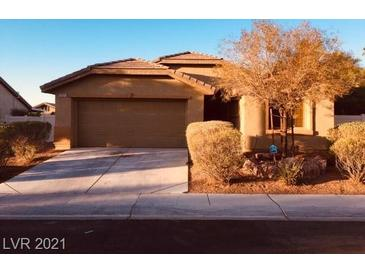 Photo one of 3221 Crested Moss Ave North Las Vegas NV 89081   MLS 2299985