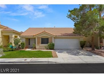 Photo one of 2161 Eaglecloud Dr Henderson NV 89074   MLS 2300100