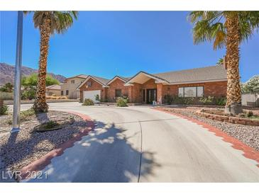 Photo one of 6403 Lookout Mountain Dr Las Vegas NV 89110 | MLS 2300157