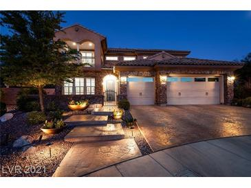 Photo one of 2372 Luberon Dr Henderson NV 89044 | MLS 2300381