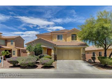 Photo one of 2924 Dowitcher Ave North Las Vegas NV 89084   MLS 2300389