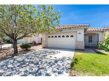 Photo one of 2413 Canberra Ave Henderson NV 89052 | MLS 2300559