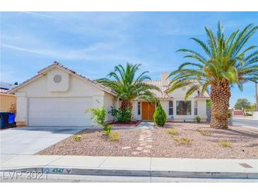 Photo one of 4347 Pageantry Falls Dr North Las Vegas NV 89031   MLS 2300701