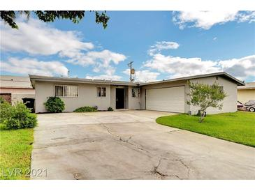 Photo one of 2200 Frontier Ave Las Vegas NV 89106 | MLS 2302168