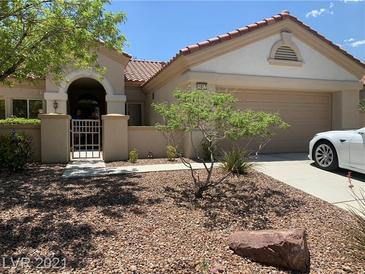 Photo one of 11017 Mission Lakes Ave Las Vegas NV 89134 | MLS 2302281
