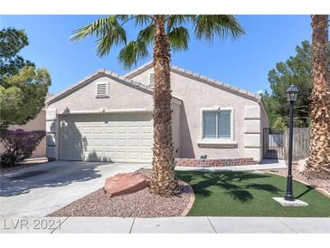 Photo one of 6225 Grizzly Gorge St Las Vegas NV 89130 | MLS 2302288