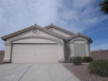 Photo one of 918 Rocky Stone Ave North Las Vegas NV 89081 | MLS 2302395