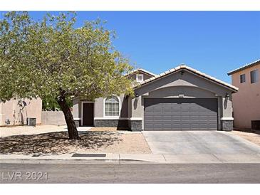 Photo one of 3334 Flying Colt Ct North Las Vegas NV 89032 | MLS 2302785