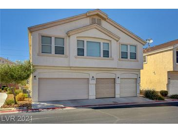 Photo one of 5440 Stacked Chips Rd # 103 Las Vegas NV 89122   MLS 2302958