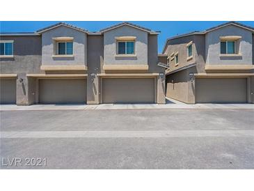 Photo one of 4535 Lafontaine Ct # 1085 North Las Vegas NV 89031 | MLS 2303026
