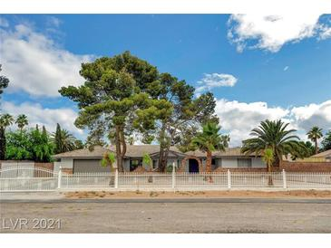 Photo one of 7660 S Valley View Bl Las Vegas NV 89139   MLS 2303207