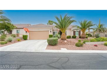Photo one of 2237 Valley Falls Way Henderson NV 89052 | MLS 2303209