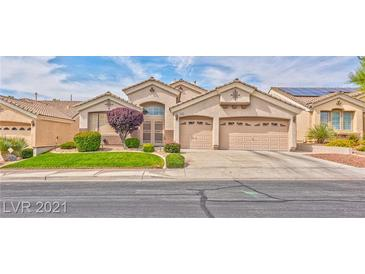 Photo one of 2132 Paganini Ave Henderson NV 89052 | MLS 2303234