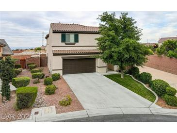 Photo one of 11217 Sweet Cicely Ave Las Vegas NV 89138   MLS 2303319