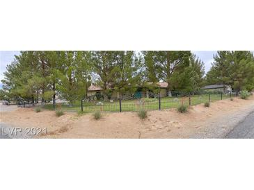 Photo one of 3781 Ophir Ave Pahrump NV 89048 | MLS 2303551