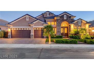 Photo one of 2001 Poetry Ave Henderson NV 89052   MLS 2303855