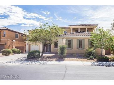 Photo one of 6908 Forest Gate St North Las Vegas NV 89084 | MLS 2303967