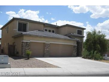 Photo one of 4855 Charlemagne Ave Las Vegas NV 89130 | MLS 2304001