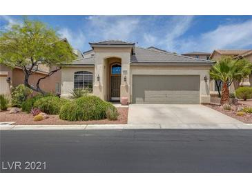 Photo one of 4325 Governors Hill St Las Vegas NV 89129 | MLS 2304099