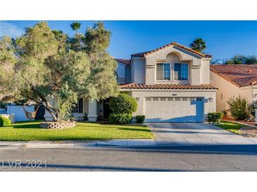 Photo one of 2017 Spruce Brook Dr Henderson NV 89074 | MLS 2304117