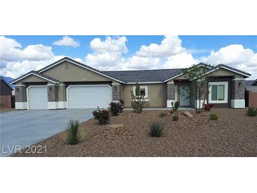 Photo one of 31 Weeping Willow Ct Pahrump NV 89048   MLS 2304227