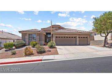 Photo one of 3088 Evening Mist Ave Henderson NV 89052 | MLS 2304265