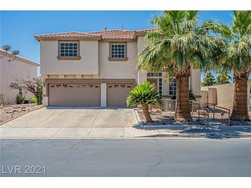 Photo one of 1057 Tabor Hill Ave Henderson NV 89074   MLS 2305056