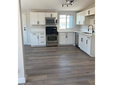 Photo one of 3304 Stanley Ave North Las Vegas NV 89030 | MLS 2311351