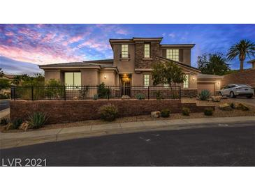 Photo one of 584 River Dee Pl Henderson NV 89012 | MLS 2311553