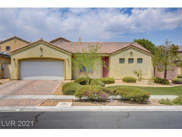 Photo one of 3516 Turquoise Waters Ave North Las Vegas NV 89081 | MLS 2312214