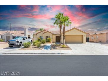 Photo one of 4437 Point Breeze Dr North Las Vegas NV 89031 | MLS 2312574