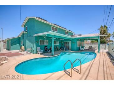 Photo one of 3475 Haverford Ave Las Vegas NV 89121 | MLS 2312640