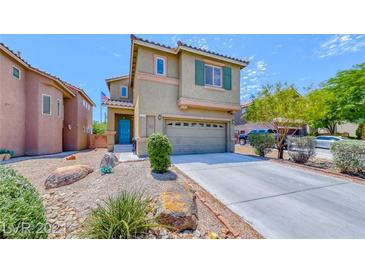 Photo one of 521 Brown Breeches Ave North Las Vegas NV 89081 | MLS 2313009