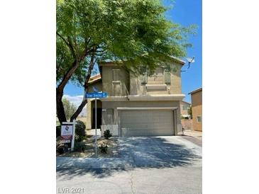 Photo one of 520 Brown Breeches Ave North Las Vegas NV 89081   MLS 2313244