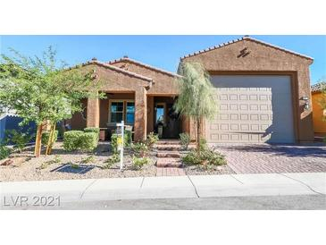 Photo one of 772 Rosewater Dr Henderson NV 89011 | MLS 2313422