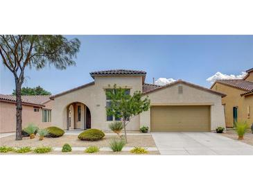 Photo one of 4335 Oasis Hill Ave North Las Vegas NV 89085 | MLS 2313881