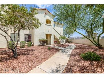 Photo one of 698 S Racetrack Rd # 1523 Henderson NV 89015 | MLS 2314008