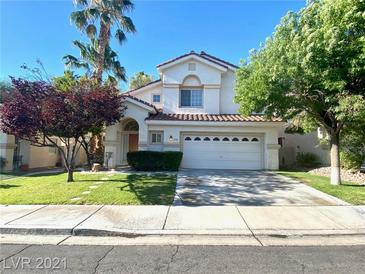 Photo one of 1858 Mesquite Canyon Dr Henderson NV 89012   MLS 2314646