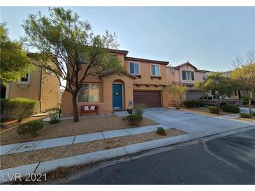 Photo one of 5525 Ayers Cliff St North Las Vegas NV 89081 | MLS 2314791