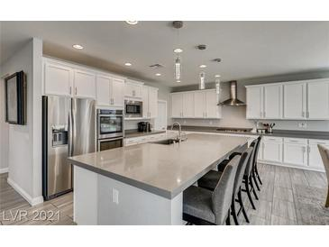 Photo one of 397 Pearl Fountains Ct Las Vegas NV 89148 | MLS 2315117