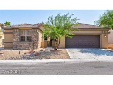 Photo one of 1825 Wisdom Bluff Ave. Ave North Las Vegas NV 89084 | MLS 2315174