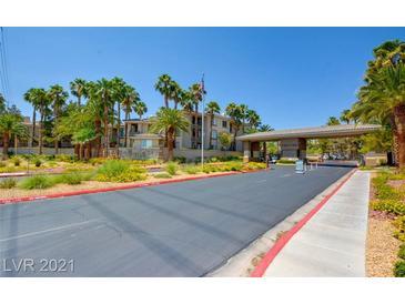 Photo one of 7103 S Durango Dr # 203 Las Vegas NV 89113 | MLS 2315326