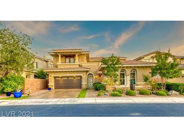 Photo one of 1437 Foothills Village Dr Henderson NV 89012 | MLS 2315580
