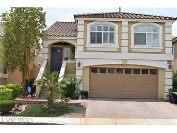 Photo one of 6827 Page Mill Ct Las Vegas NV 89139   MLS 2315677