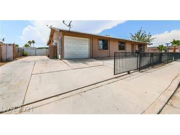 Photo one of 2929 Basswood Ave North Las Vegas NV 89030 | MLS 2315731