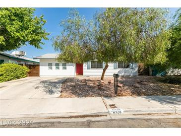 Photo one of 6328 Youngmont Ave Las Vegas NV 89103   MLS 2315954