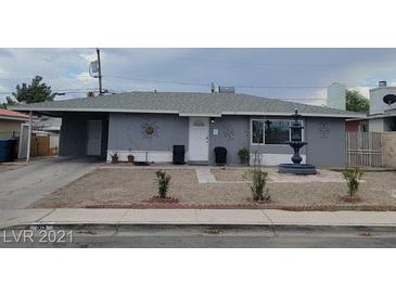 Photo one of 913 Stanley Ave North Las Vegas NV 89030   MLS 2316228