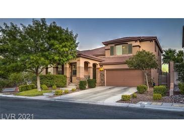 Photo one of 11745 Golden Moments Ave Las Vegas NV 89138 | MLS 2316454