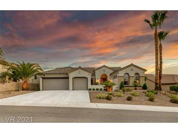 Photo one of 2645 Evening Sky Dr Henderson NV 89052 | MLS 2316778