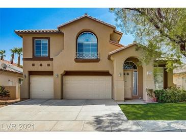 Photo one of 3055 Sunrise Heights Dr Henderson NV 89052 | MLS 2319949